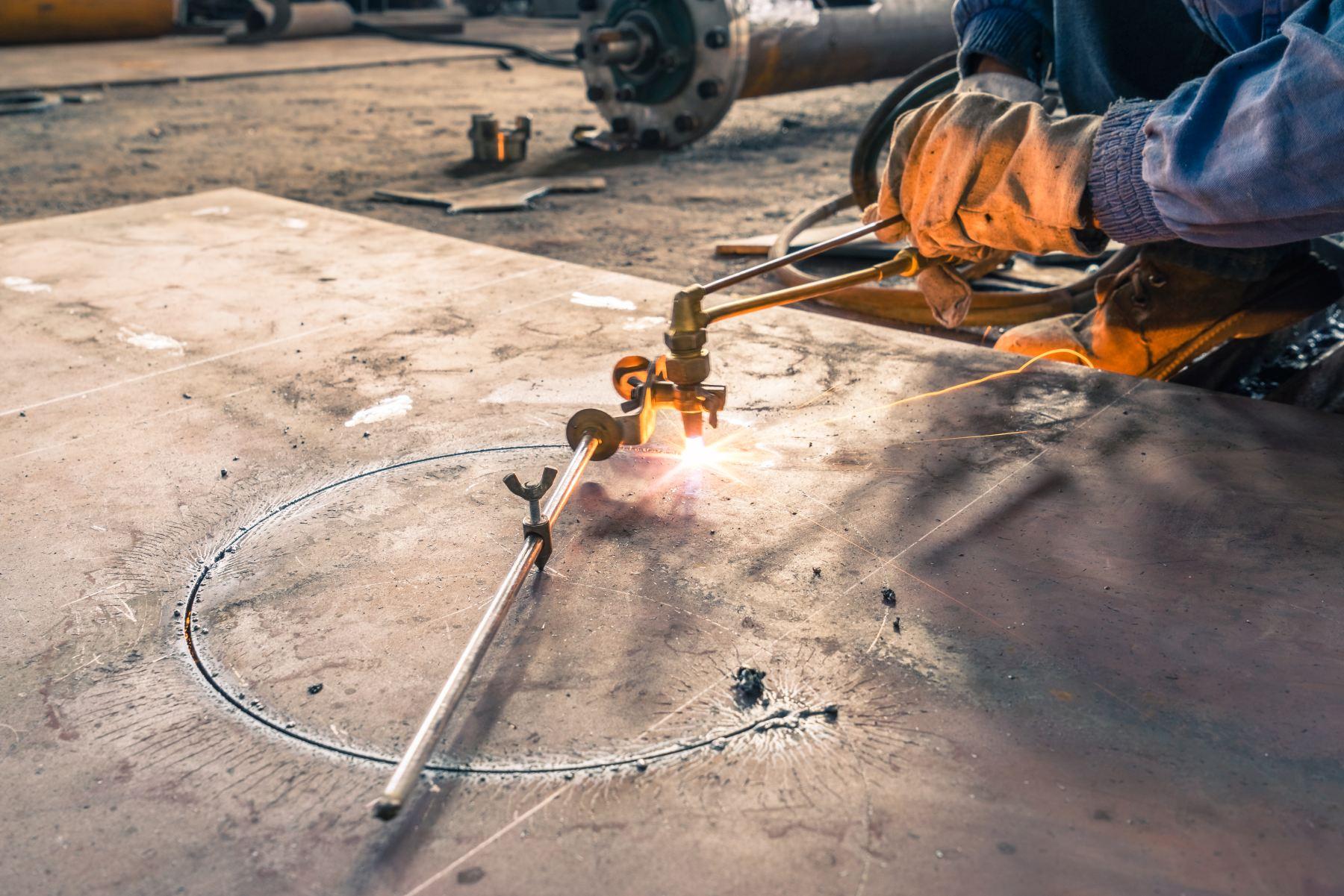Metallbau Rödiger Stahlbau Leuna