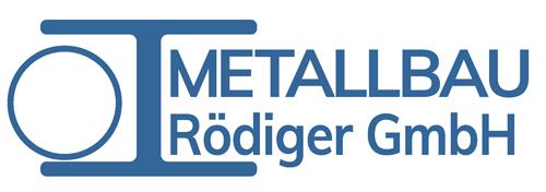 Metallbau Rödiger Logo